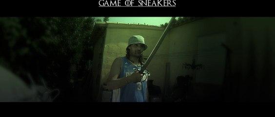 Game of sneaker
