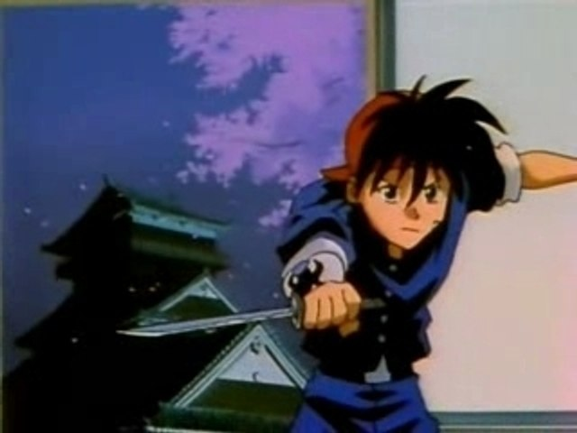 Flame of recca 1 part 1