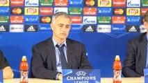 Foot - C1 : José Mourinho «Deux erreurs ridicules»