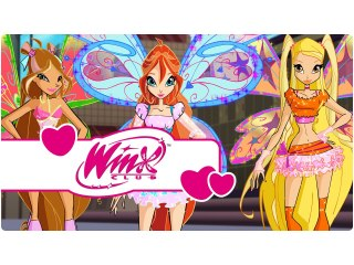 Winx Club - Season 4 Episode 7 - Winx Believix (clip2)