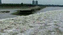 Un raz-de-marée frappe une ville de l'est de la Chine