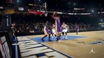 NBA 2K15 PS4 1080p HD Mejores jugadas Los Angeles Lakers-@Denver Nuggets