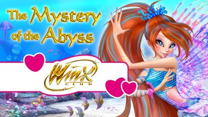 Winx Club - The Mystery of the Abyss - DVD - Australia