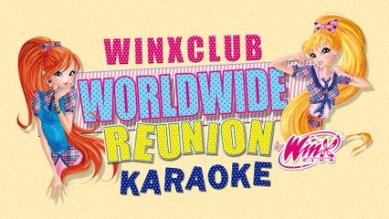 Winx Club - Winx Reunion - Official Song - KARAOKE