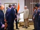 ModiInUSA: PM Narendra Modi meets Satya Nadella of Microsoft, Sundar Pichai of Google and other tech leaders in Silicon