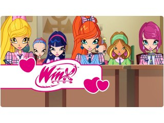 Winx Club  - Let's go back to school!
