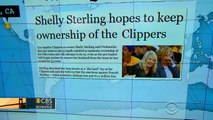 Headlines: L.A. Clippers co-owner Shelly Sterling intends to keep ownership of team