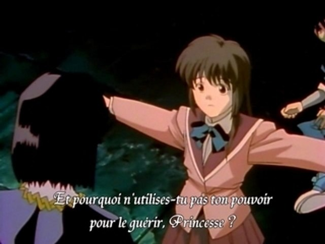 Flame of recca 1 part 2
