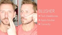THE TWO FINGER BLUSH RULE - PLUS HOW TO FIND YOUR CHEEK BONES | WAYNE GOSS