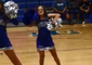 Student Overcomes Down's Syndrome for Spirited Cheerleading Routine