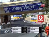 F1 Monaco 2004 FP4 - Olivier Panis 2 Laps of Action!