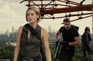 The Divergent Series- Allegiant' Trailer (2016) - Starring Shailene Woodley, Theo James