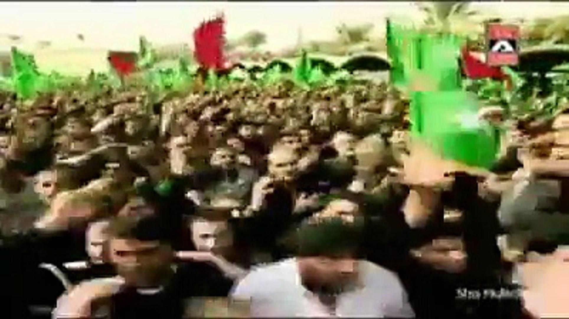Meda akbar mekon Video Noha by Zakir Hussain Zakir 2015