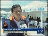 El Municipio de Quito lleva oficinas móviles a parroquias rurales