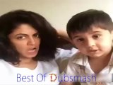 Soo Cute Kid Dubsmash On Sanjay Dutt Movie Dialogue 2015