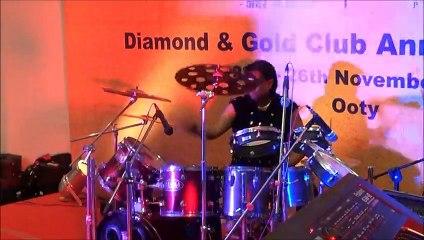 sangeet-bachna ae hasseno by drummer nikhil shah