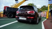 The New MINI Cooper S Clubman, Pure Burgundy - Driving Video