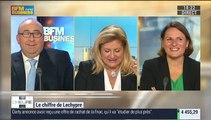 Emmanuel Lechypre: Depuis 1959, la gauche n'est responsable que de 15% des hausses d'impôts - 30/09