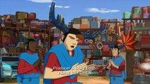 Transformers Robots In Distingue 2015 capitulo 6 T1  (latino)