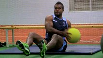 Fiji get pumped up for crunch match against Wales