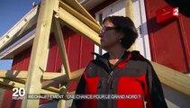 Environnement : les changements climatiques pourraient apporter du bon au Groenland
