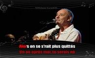 Karaoké Maxime Le Forestier - Mon frère