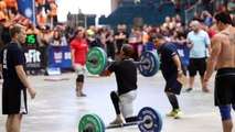 Wes Piatt Fighting Fire With Fire On The Road To The Crossfit Games
