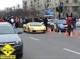 Subaru vs Lamborghini _DRAG_