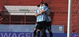 Godoy Cruz 1 - Racing 2 - Fecha 22 - Partido Completado