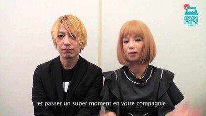 Moshi Moshi Nippon Paris - CAPSULE Message