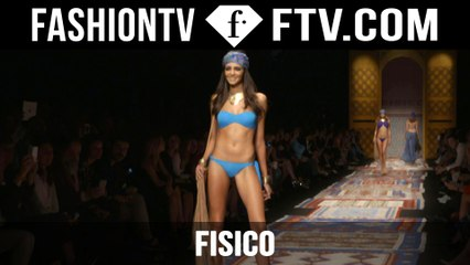 Fisico Spring/Summer 2016 Women's Wear Collection   MFW   FTV.com