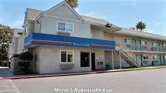 Motel 6 Bakersfield East Best Hotels in Bakersfield California