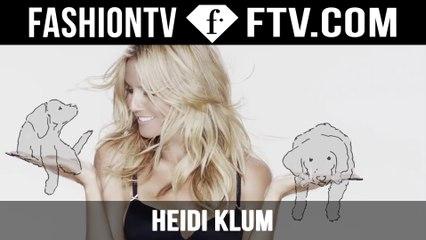 Heidi Klum Gets Intimate! | FTV.com