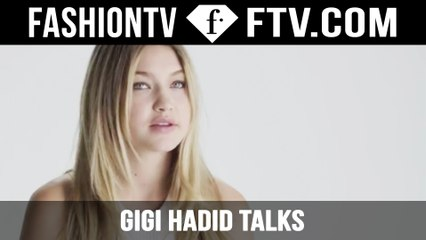 Gigi Hadid Talks Fashion Week Highlights! | FTV.com