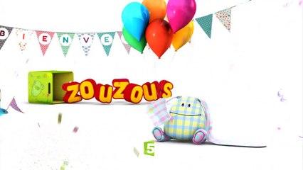 ZOUZOUS - LES MINIS SORCIERES - En exclusivité sur France 5