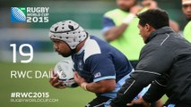 RWC Daily 19: Behind the scenes at Fiji training