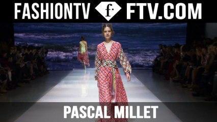 Pascal Millet Spring 2016 Collection at Paris Fashion Week   PFW   FTV.com
