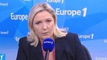 """Marine Le Pen plaide pour """"s'associer avec Bachar Al-Assad"""""""