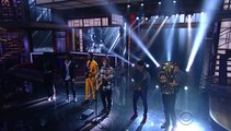 Ed Sheeran - Ain't No Sunshine [Live on Stephen Colbert]
