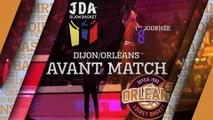 Avant-Match - J01 - Orléans se déplace à Dijon