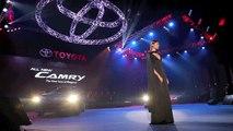 Lộ diện Toyota CAMRY 2016 tai Toyota Giai phong