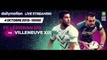 FFR XIII - FC LEZIGNAN XIII vs VILLENEUVE XIII -