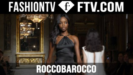 roccobarocco Spring/Summer 2016 Collection at Milan Fashion Week   MFW   FTV.com