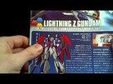 Unboxing: 1/144 HGBF Lightning Z Gundam