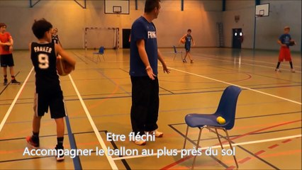 BOOK U13 - Situations N°3 : les techniques de dribbles simples