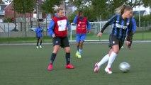 Foot féminin / Avant HAC - Gonfreville, itv de l'entraîneur Anthony Paumier