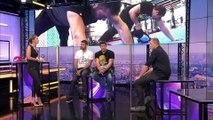 L'EXPRESSO sur BeiN Sports avec le comédien Gil Alma et Vincent Parisi.
