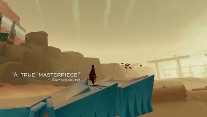 Trailer de lancement (version boîte PS4) de Journey