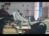 Casandrino (NA) - Lavoro nero, sequestrato opificio clandestino -live- (01.10.15)