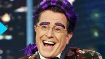 Stephen Colbert Mocks Virtual Reality on 'Late Show'